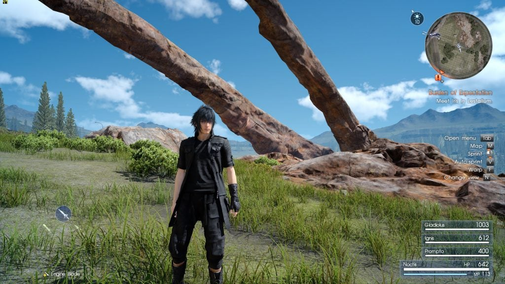 Final Fantasy 15: Windows Edition   Trusted Reviews