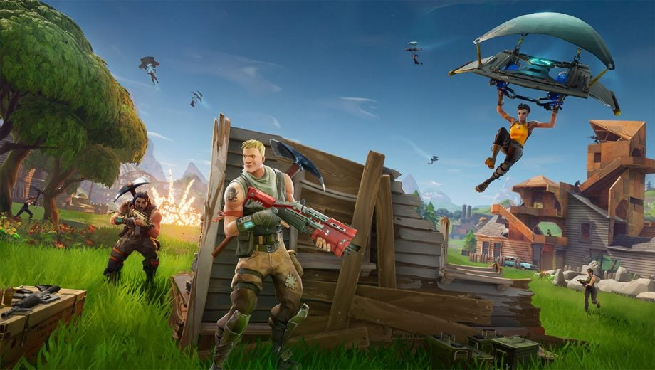 Fortnite Battle Royale Available To Download For Free On