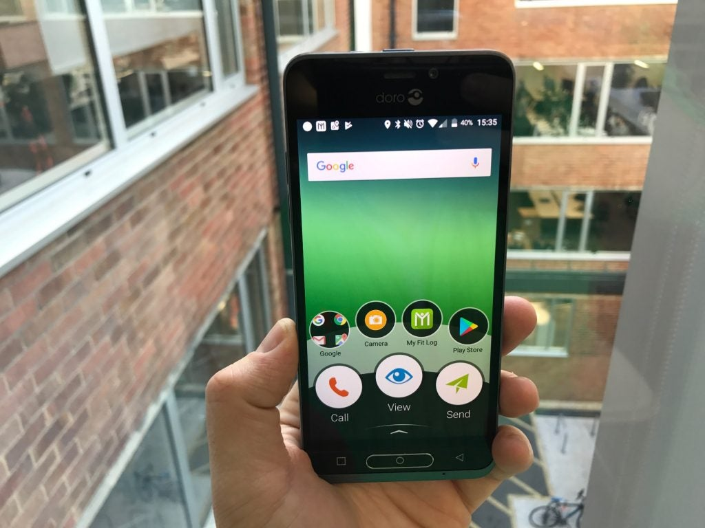 New Doro Phones 2018: Doro 7060 and 8035 revealed at MWC
