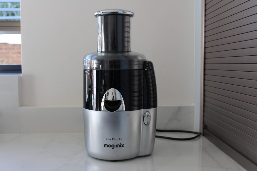Magimix Le Duo Plus XL juicer Review Trusted Reviews