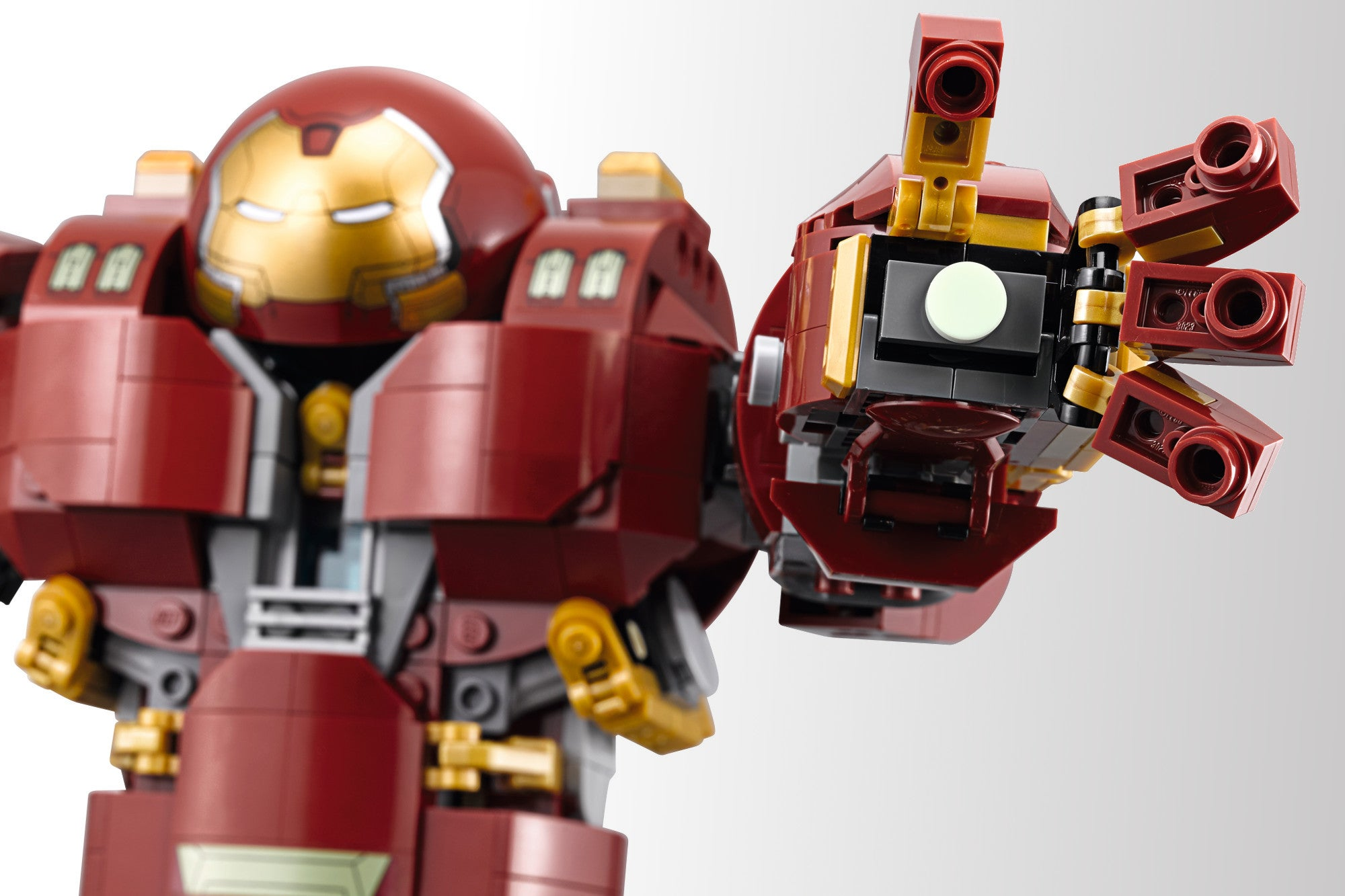 Lego Is Suiting Up For Infinity War With This Amazing