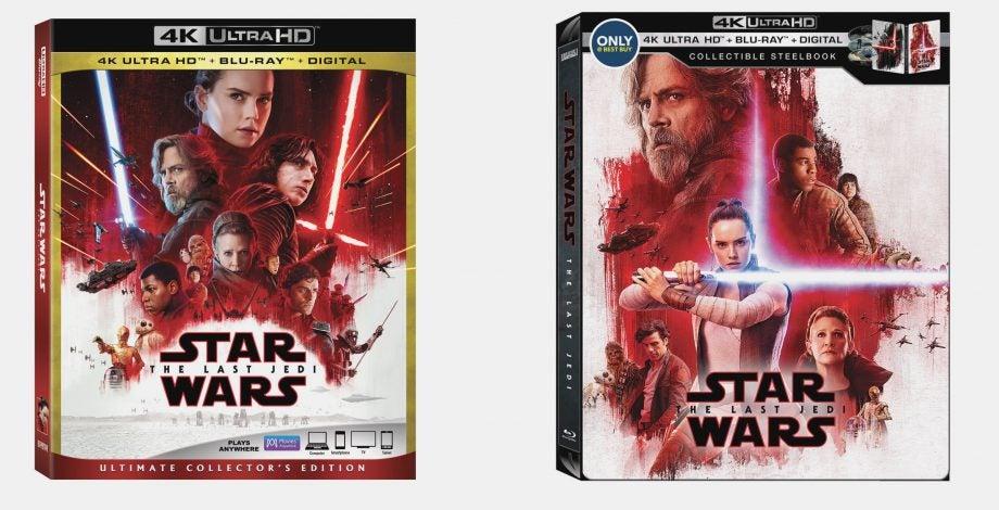 TLJ Blu-ray