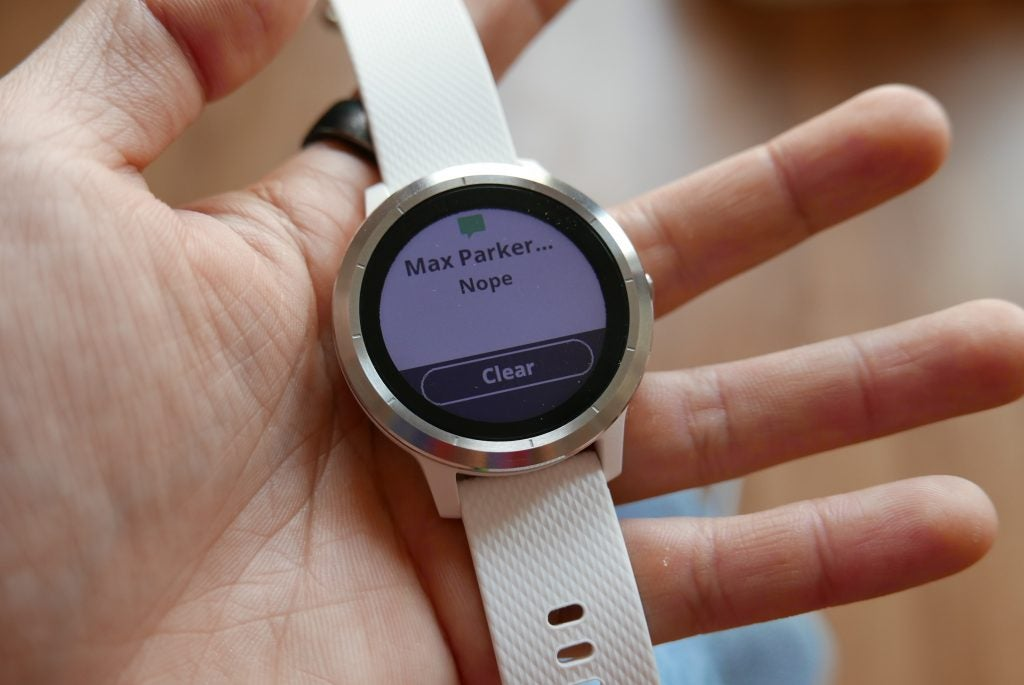 Garmin Vivoactive 3 Review Trusted Reviews