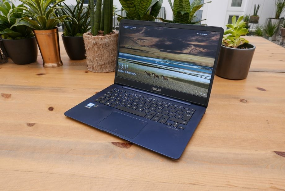 Asus ZenBook UX430UA Review | Trusted Reviews
