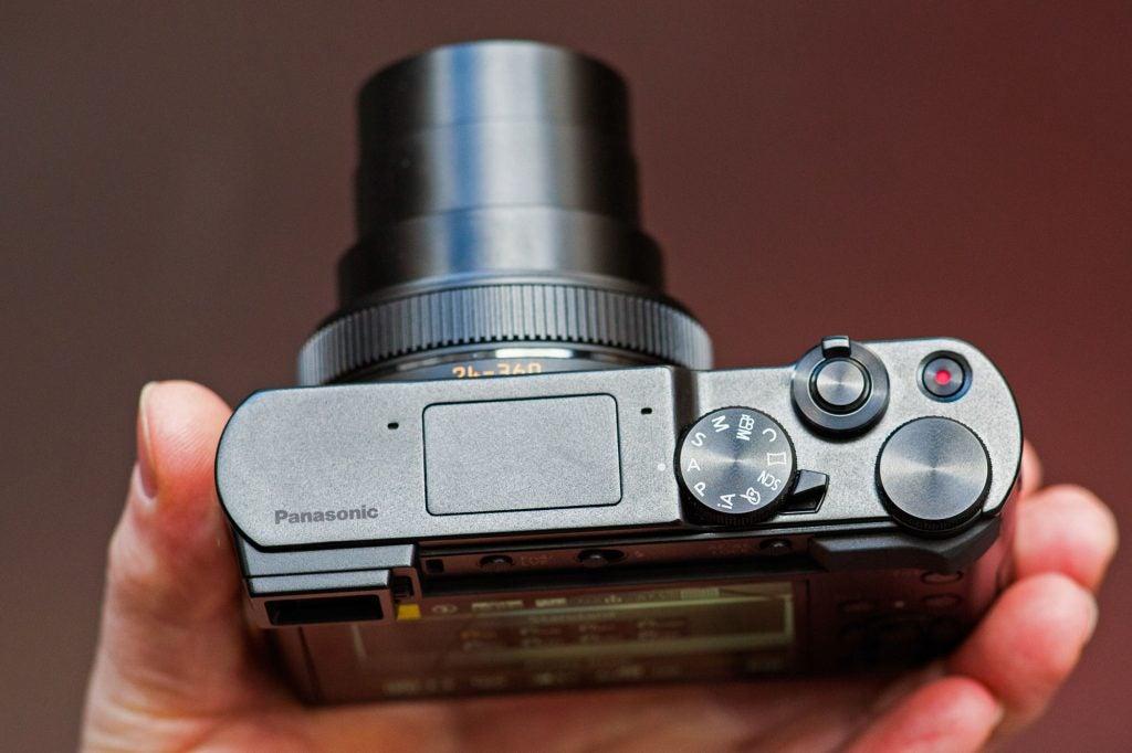 Panasonic Lumix TZ200 ZS200