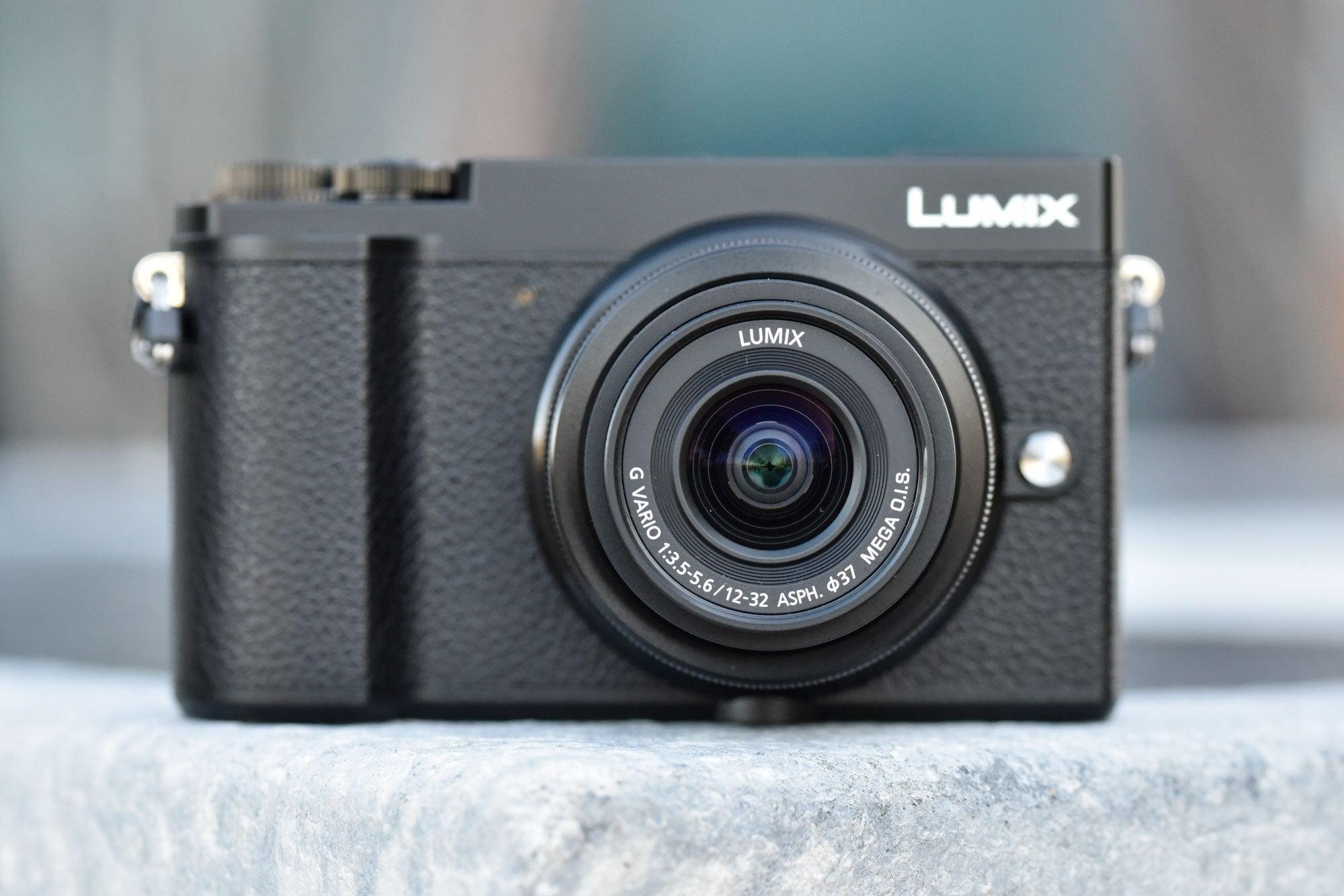 Jual Panasonic Lumix Dmc Gx85 Kit 12 32mm Silver Kamera Mirrorless Black Hitam Gx9 Review Trusted Reviews Related Best