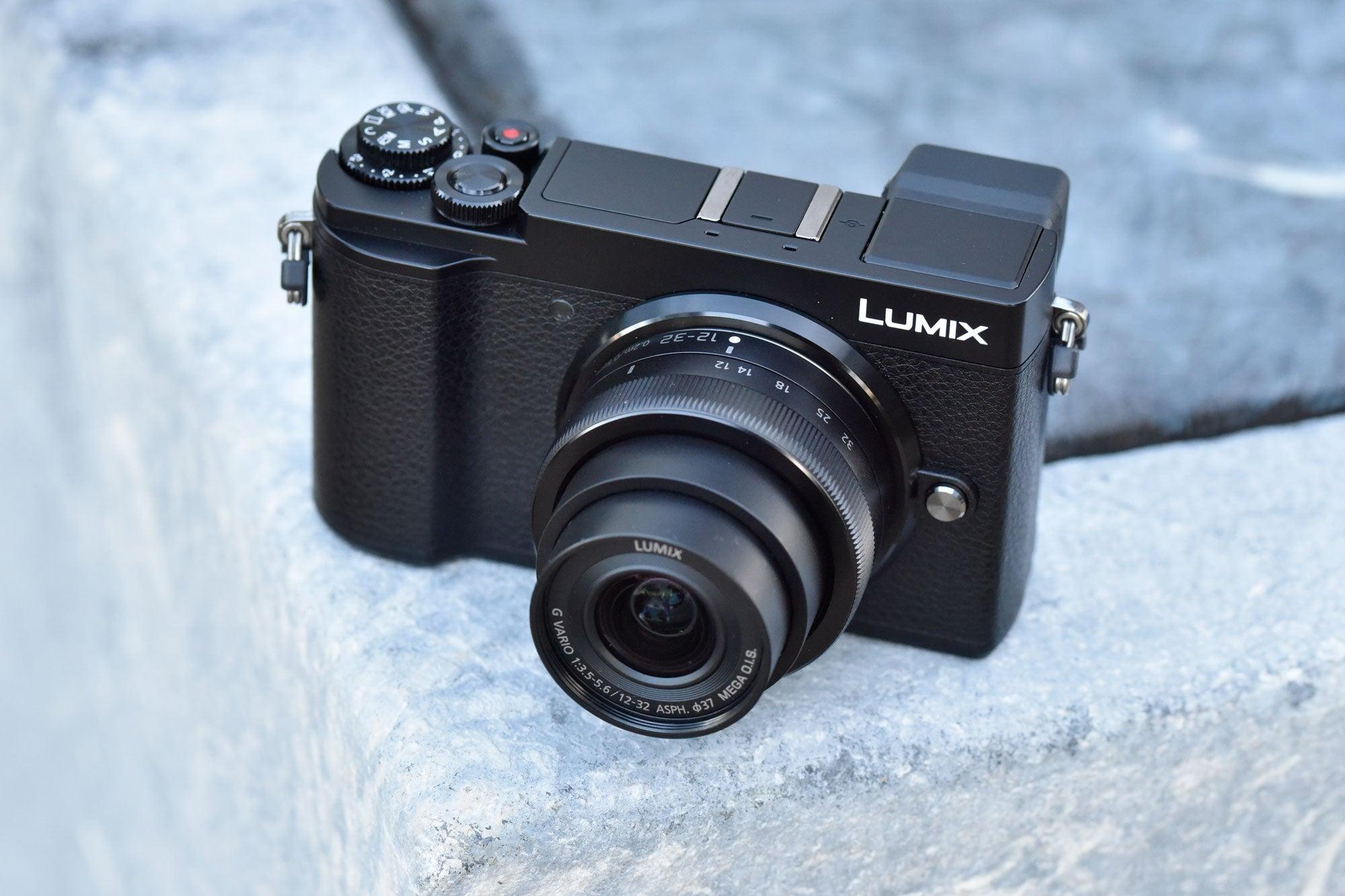 Jual Panasonic Lumix Dmc Gx85 Kit 12 32mm Silver Kamera Mirrorless Black Hitam Gx9 Review Trusted Reviews