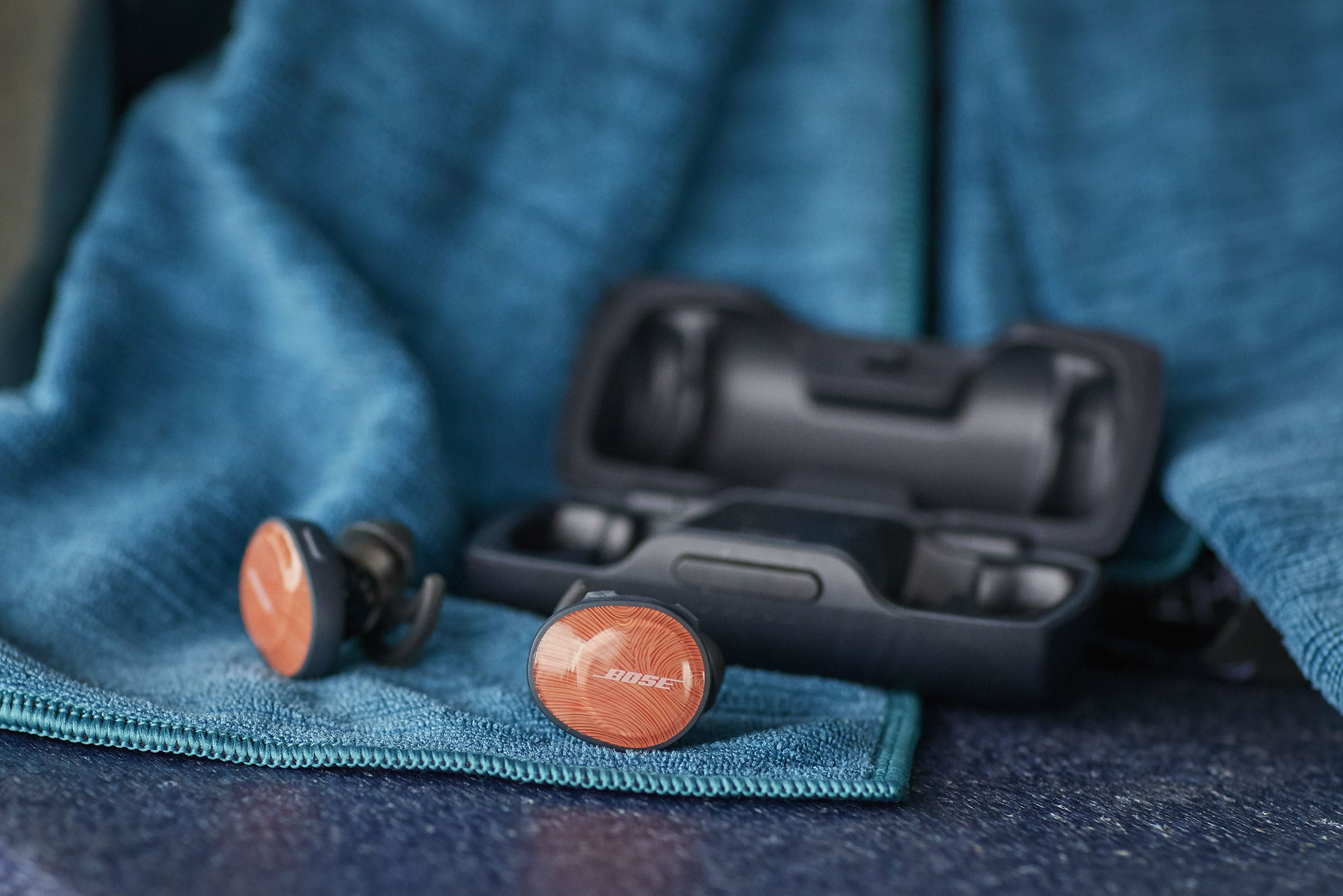 Bose Just Launched What Look Like The Ultimate Gym Headphones Soundsport Free Wireless Earphone Orange