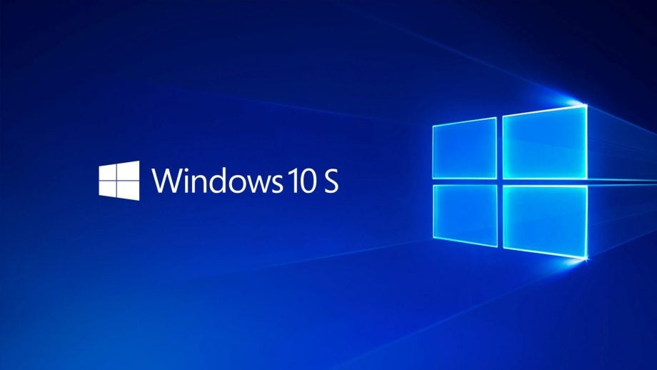 Windows 10 S is the latest version of Windows on the digital