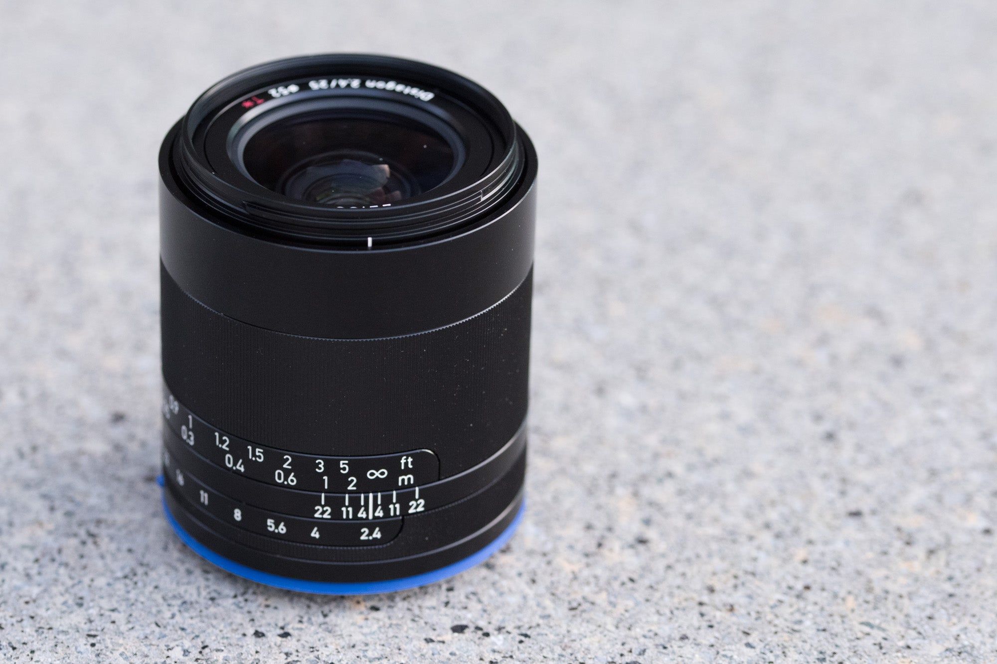 Zeiss Loxia 25mm F 24 Review Trusted Reviews Camera Lens Diagram Ray Of Photo Album Wire