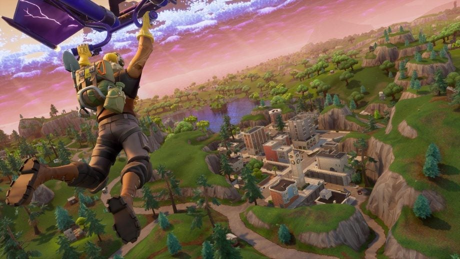 fortnite battle royale is officially coming to mobile devices - fortnite sur huawei mate 10 lite