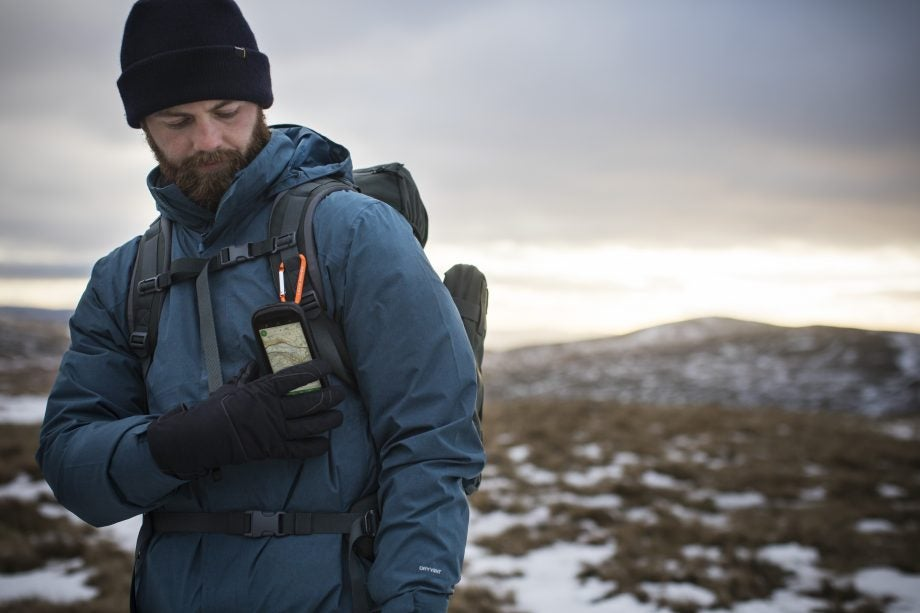 Land Rover takes the wraps off the ultimate outdoor adventure smartphone