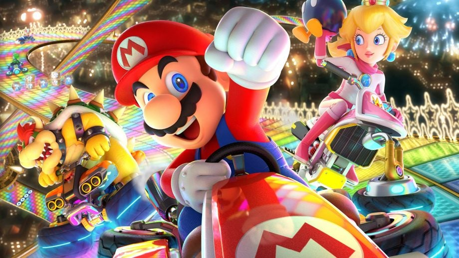 Image result for mario kart