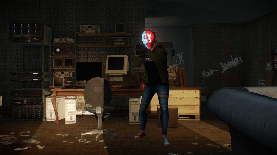 payday 2 vr wont launch