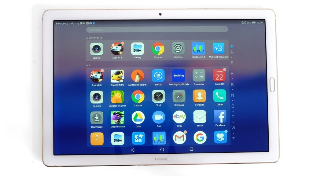 Huawei MediaPad M5 Pro – Software, Camera and Battery Life Review