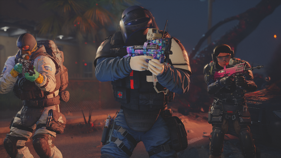 Is Rainbow Six Siege's new zombie mode the best yet ... on galaxy mobile home, tiffany mobile home, breeze mobile home, school bus mobile home, bad mobile home, hippie mobile home, run down mobile home, purple mobile home, desert mobile home, snow mobile home,