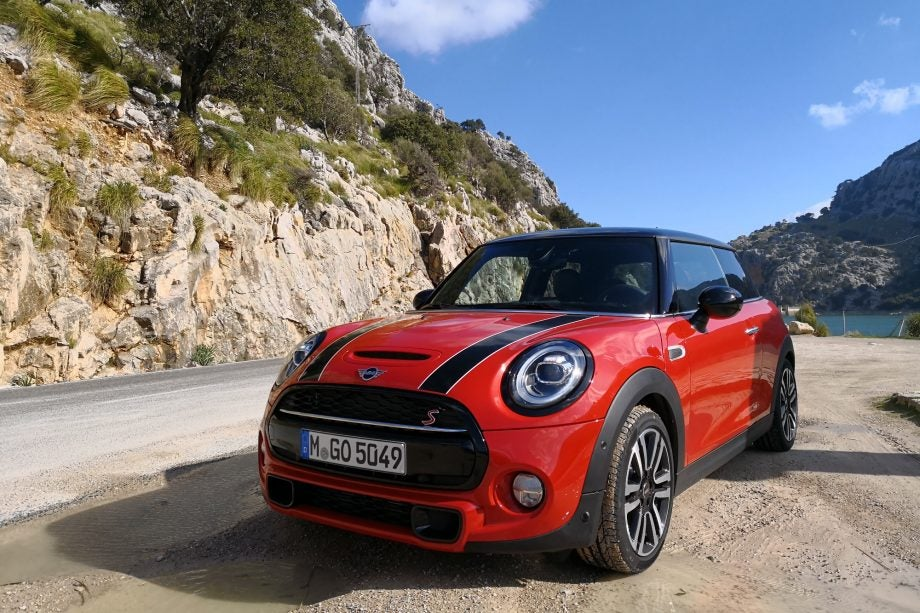 new 2018 mini models first drive of the latest cooper s hatch and rh trustedreviews com BMW 2 Cabriolet Austin A40 Cabriolet