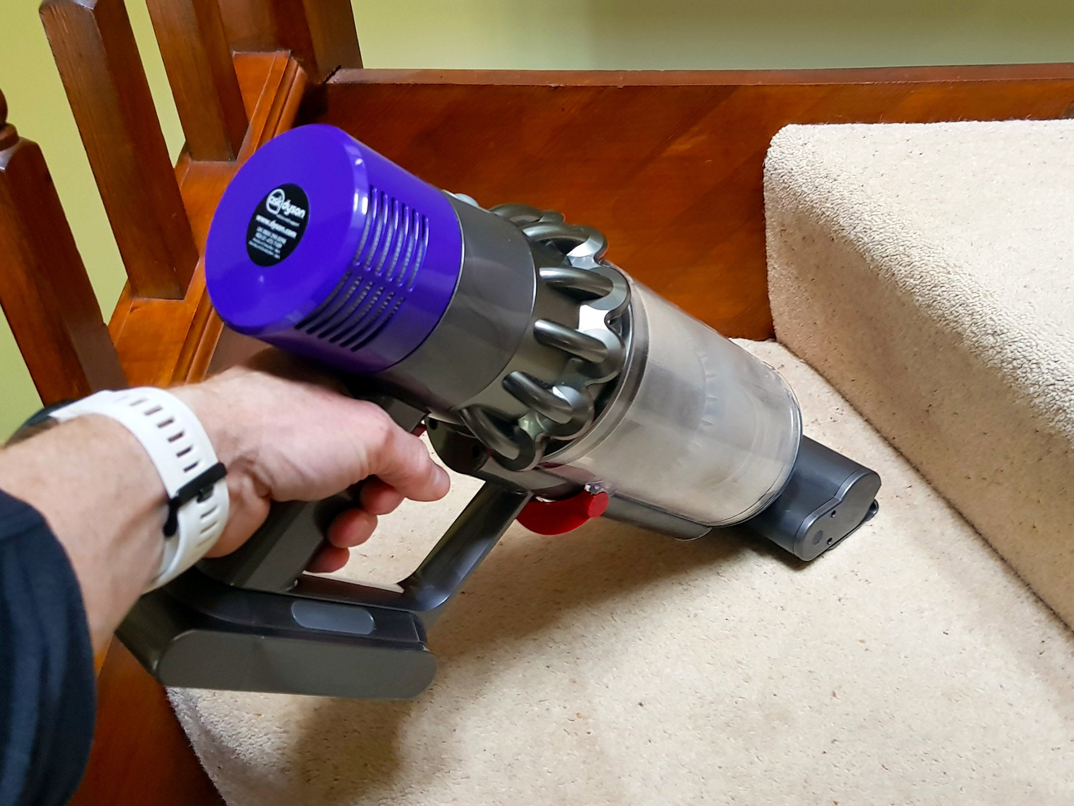 Dyson Cyclone V10 Absolute: This is the future of house