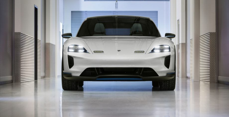 Its Upcoming Four Door Electric Sports Car The Mission E At 2017 Frankfurt Motor Show And Now As Vehicle Roaches Release Date