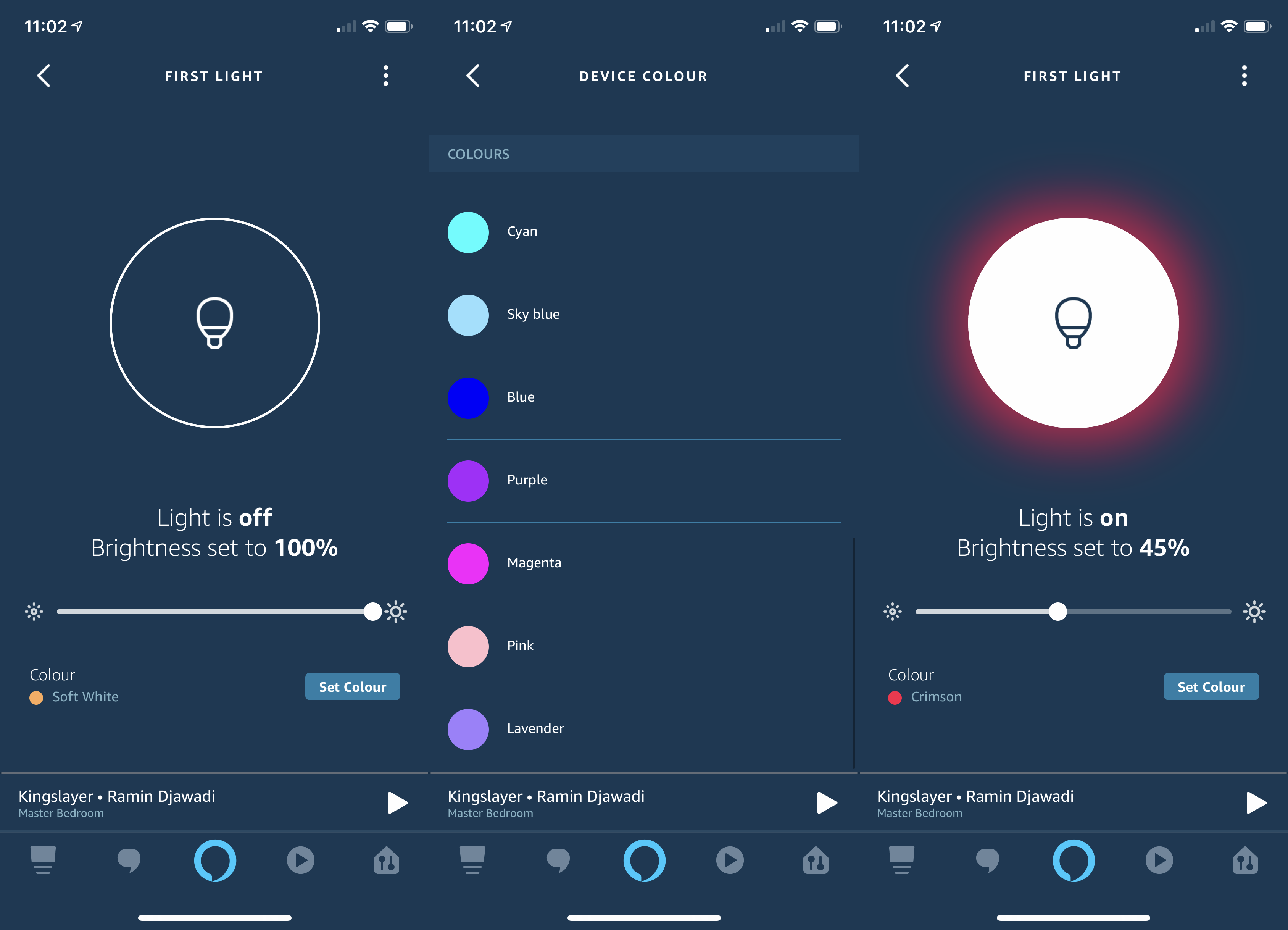 Image result for alexa app philips hue