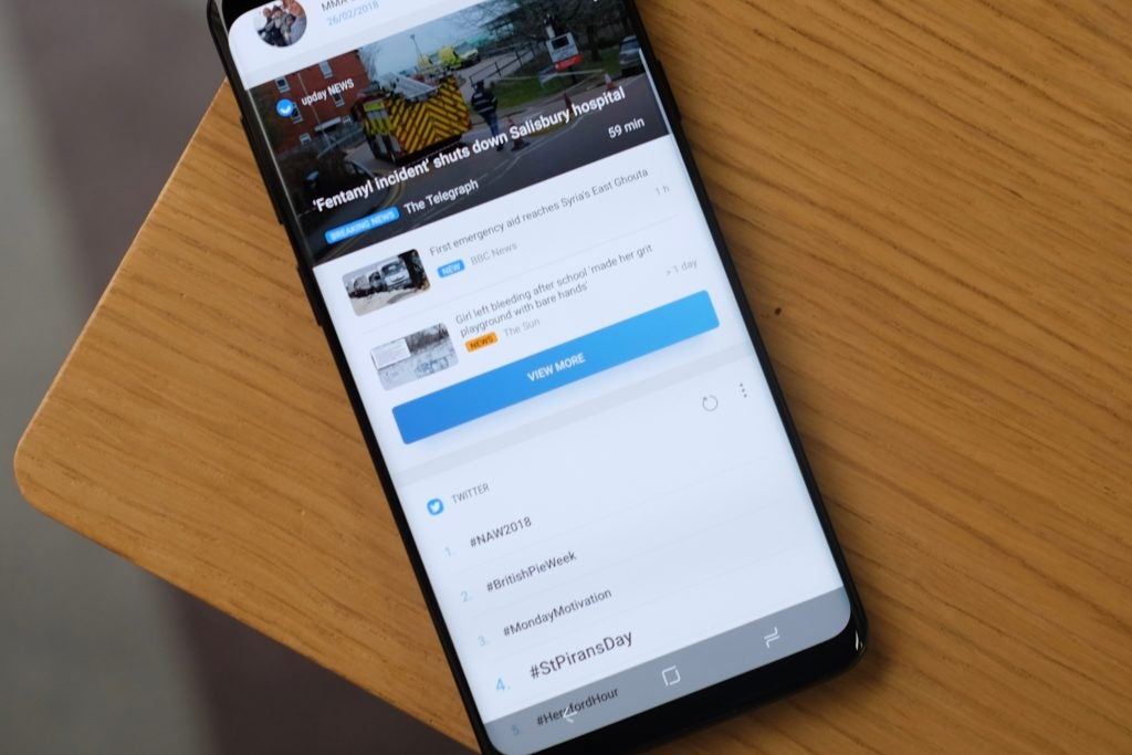 Samsung Galaxy S9 Plus: Performance and software review