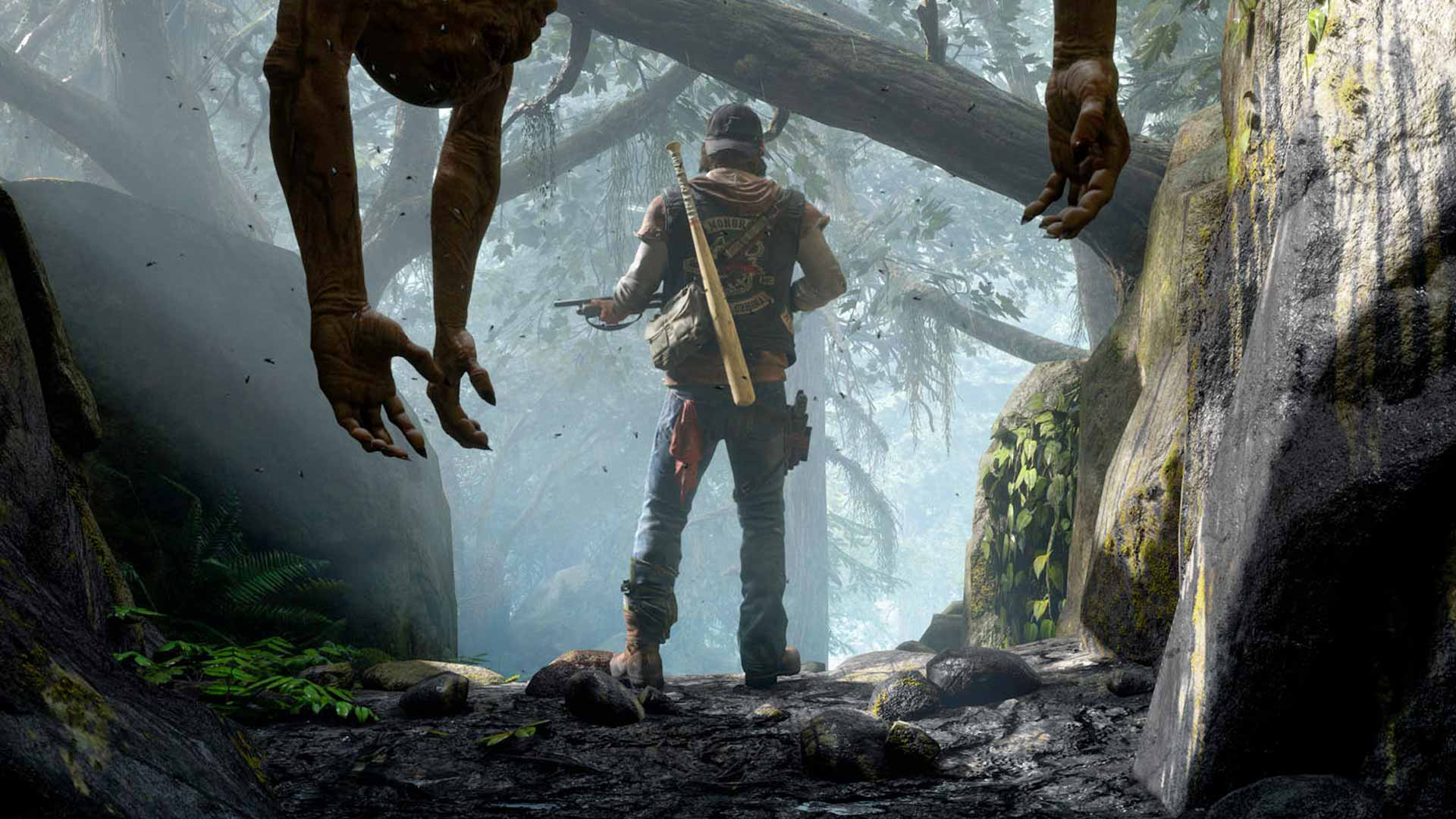 Days Gone Release Date Trailers Gameplay Info And