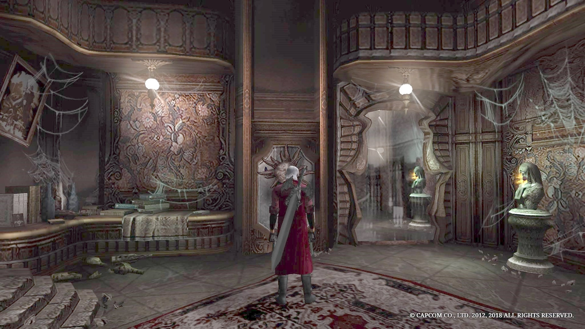 Devil May Cry Hd Collection Review Trusted Reviews