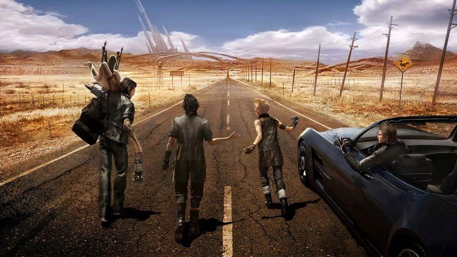 Final Fantasy 15 Pc Release