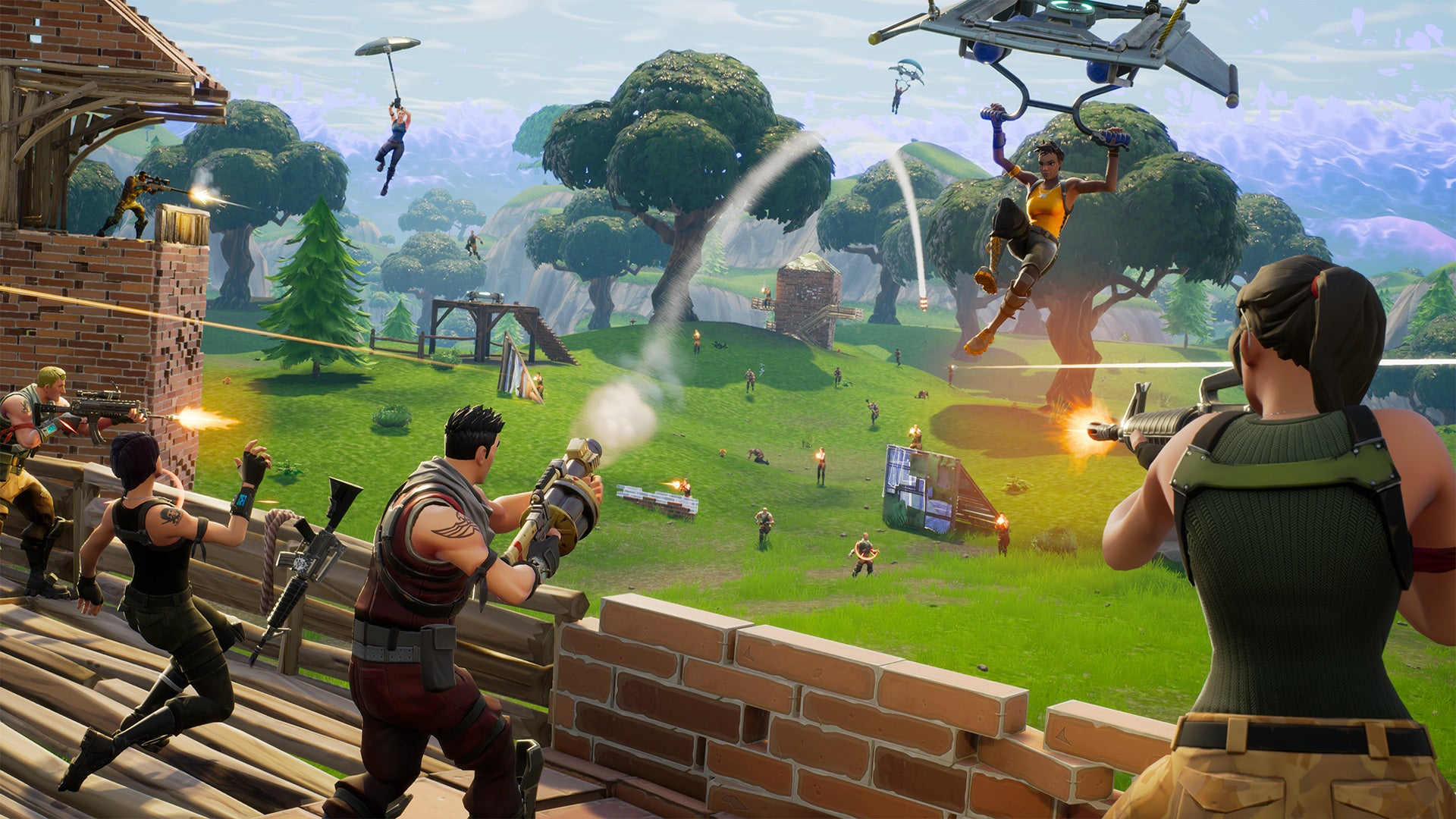 Fortnite Battle Royale Vs Pubg Which Is Right For You