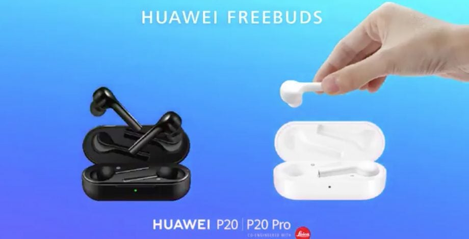 Huawei Freebuds Wireless Earphones Last Twice As Long As