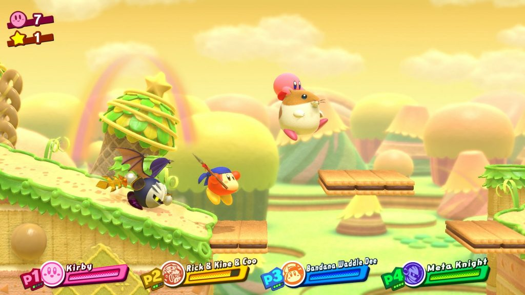 Image result for kirby star allies
