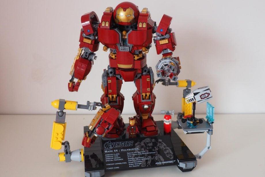 lego hulkbuster ultron edition mod