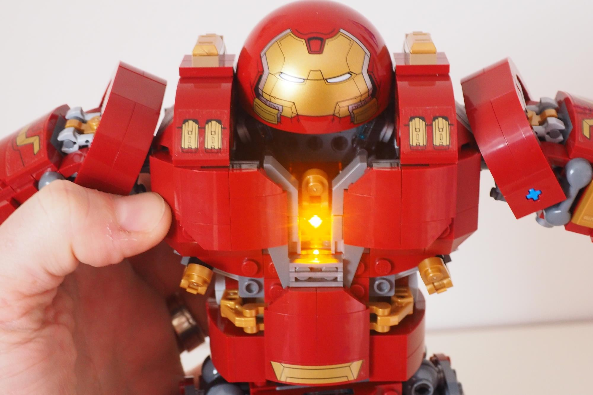 hulkbuster ultron edition lego review