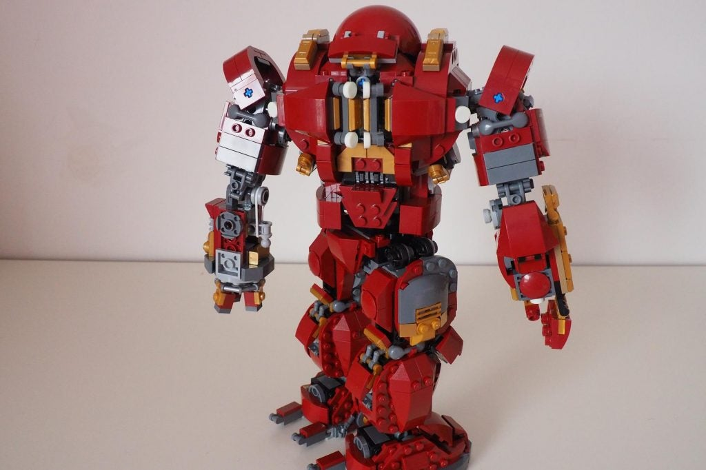 Lego Marvel Hulkbuster Ultron Edition 76105 Review