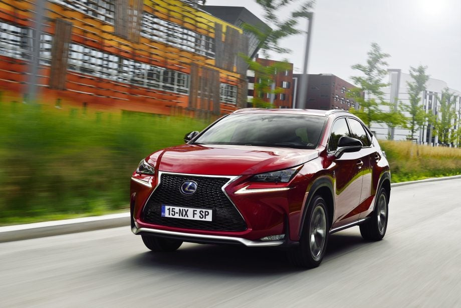 lexus nx 300h: everything you need to know | trusted reviews