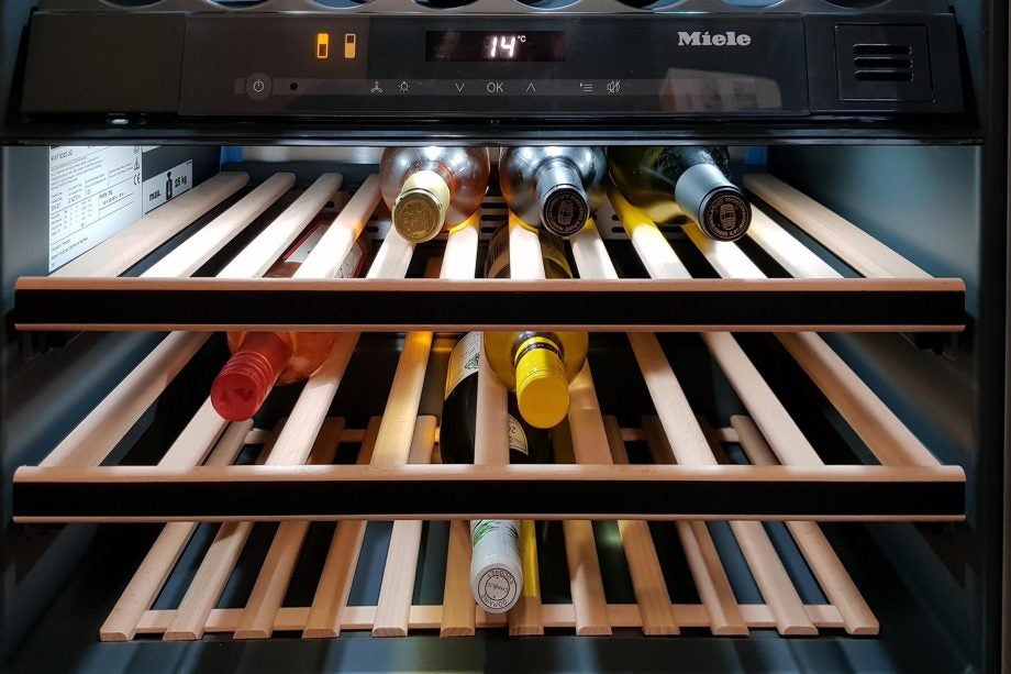Miele KWT 6322 UG Built-under Wine Conditioning Unit Review