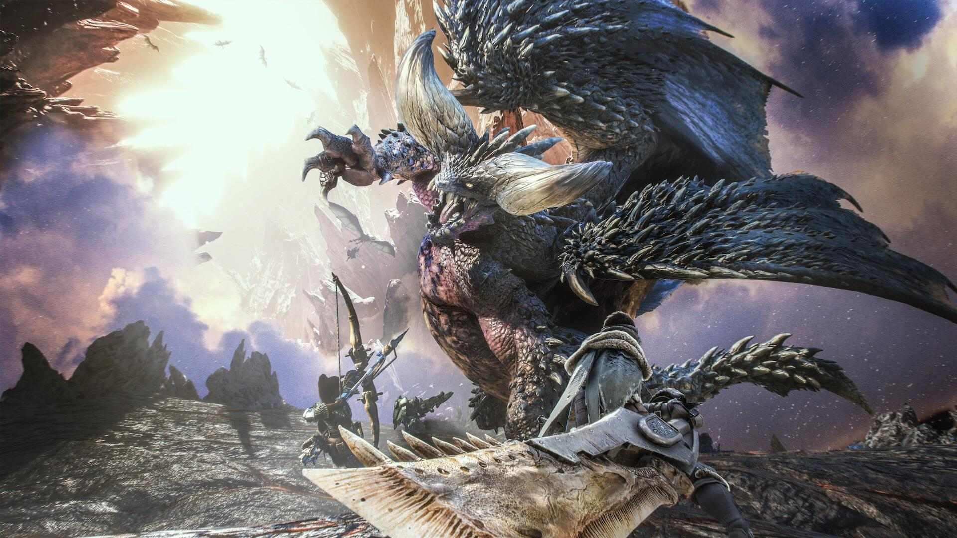 Monster Hunter World Bestiary A Guide To Every Monster In