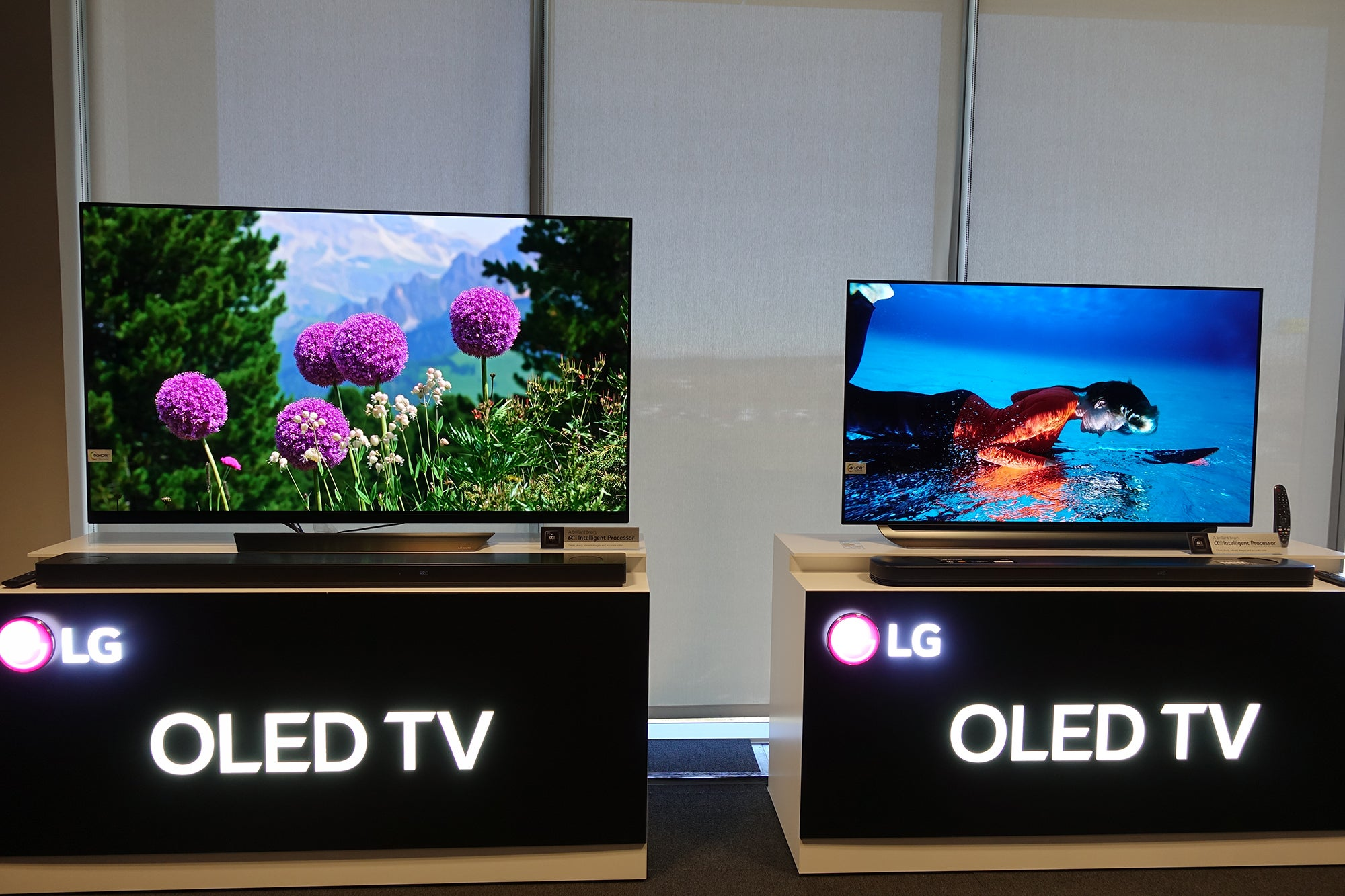 LG TVs 2018: every OLED and LED LCD model – now with prices