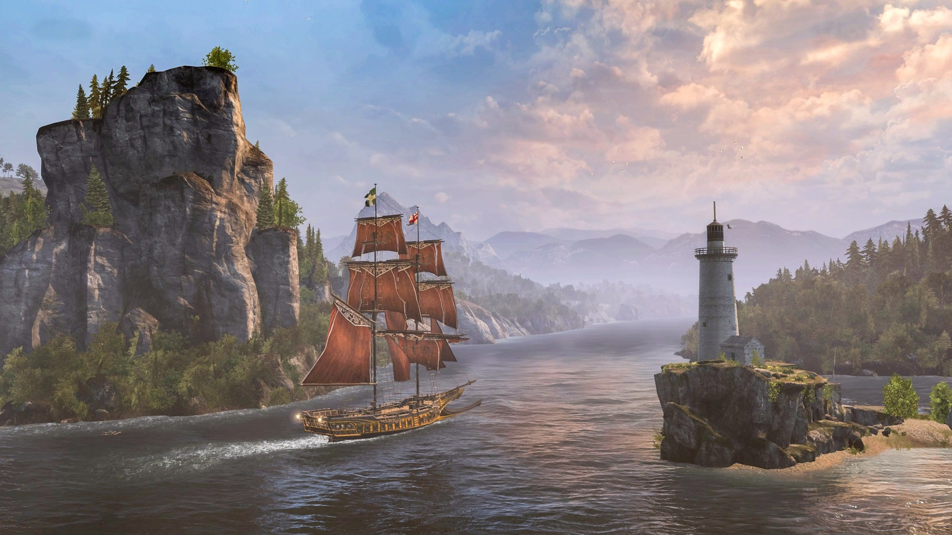 Assassin S Creed Rogue Remastered Review Trusted Reviews