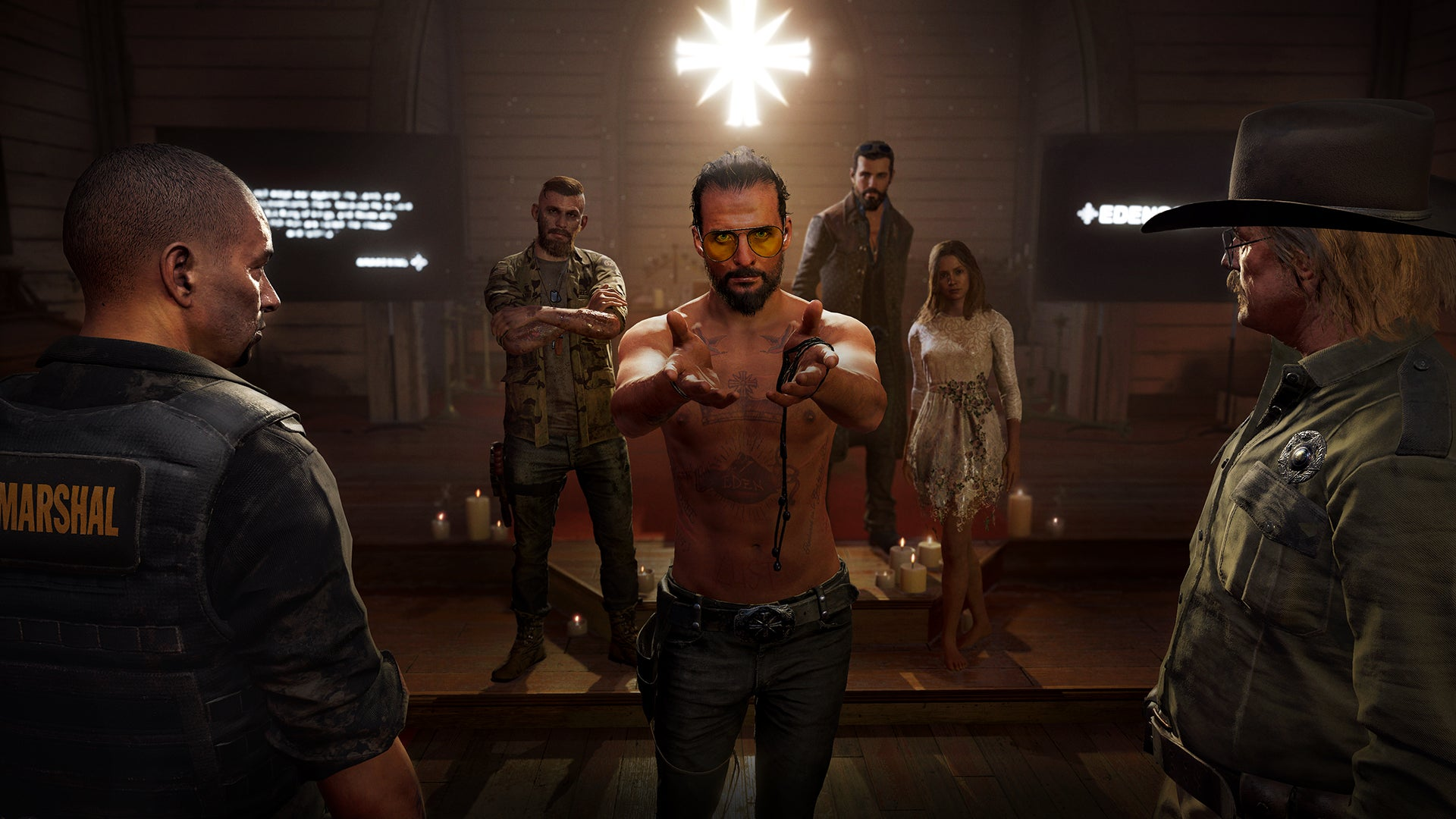The Villains Of Far Cry Trusted Reviews
