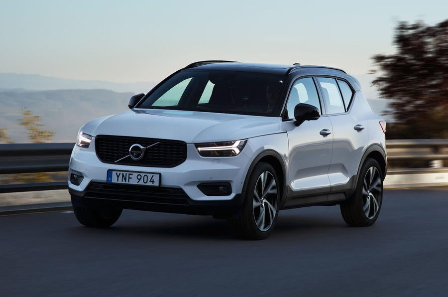 Geneva motor show 2018 volvo xc40 suv is the star of this for Star motor cars volvo