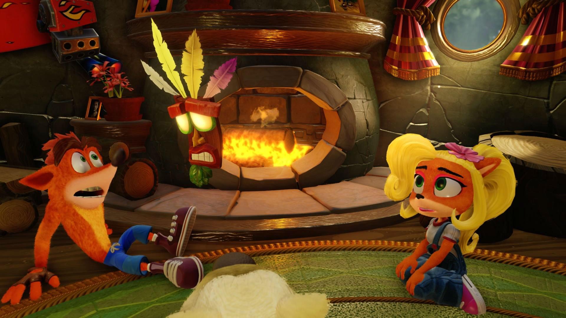 Crash Bandicoot 4 Has Local Multiplayer, According to PSN
