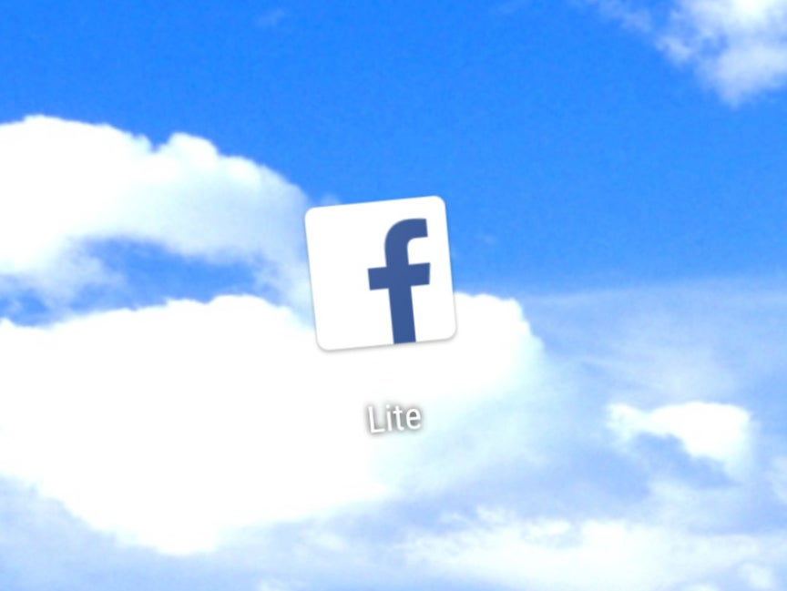 Facebook Lite Launches In The Uk As Lightweight