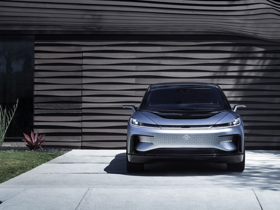Faraday Future FF91 SUV