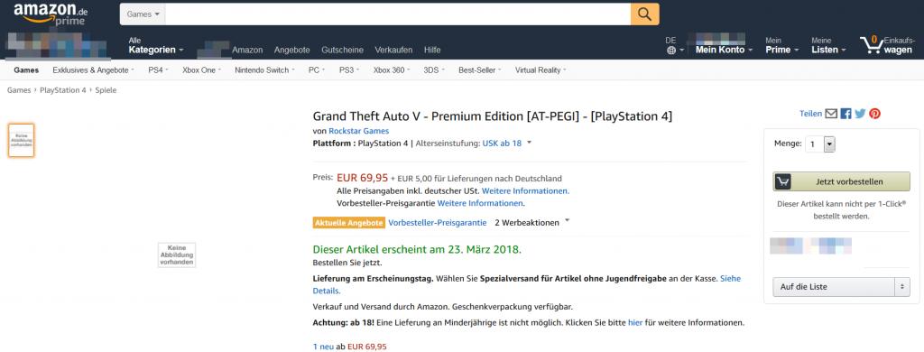 gta v premium edition 4k