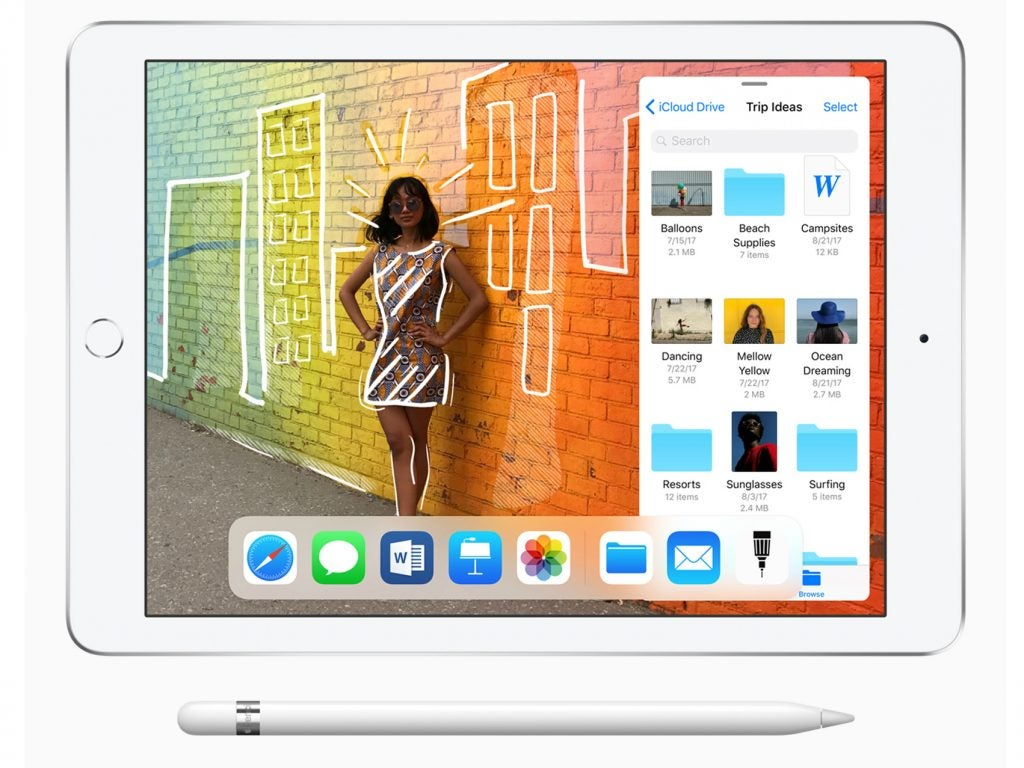 Image result for ipad 2018
