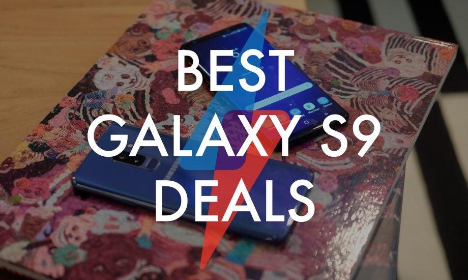 BEST GALAXY S9 DEALS