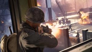 Call of Duty WW2 War Machine