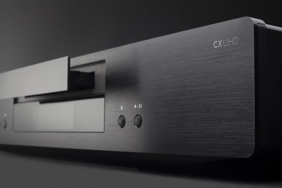 Cambridge Audio CXUHD Review: A 4K Blu-ray player that ticks nearly