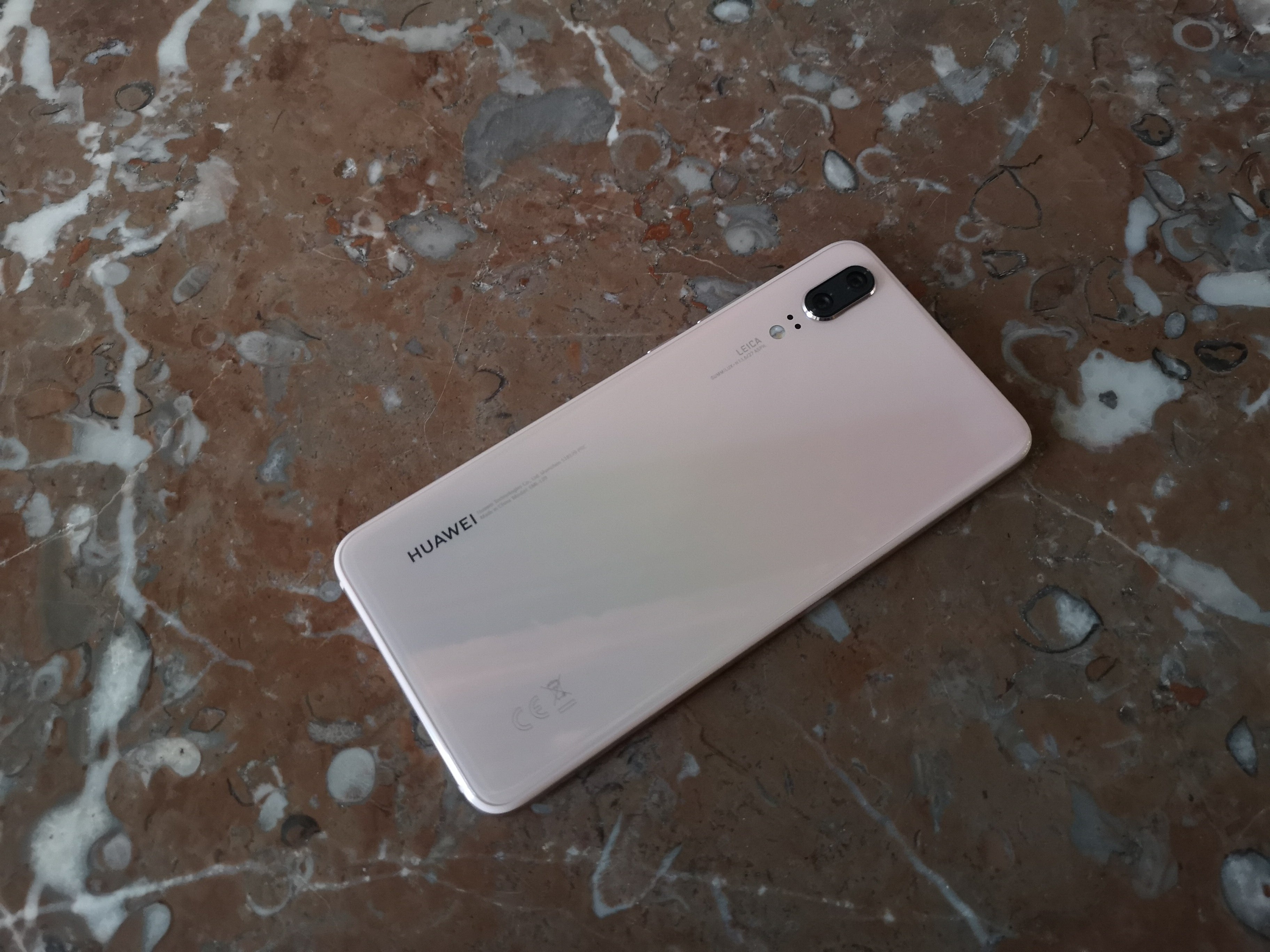 Huawei P20 Review: Battery Lief and Verdict | Trusted Reviews